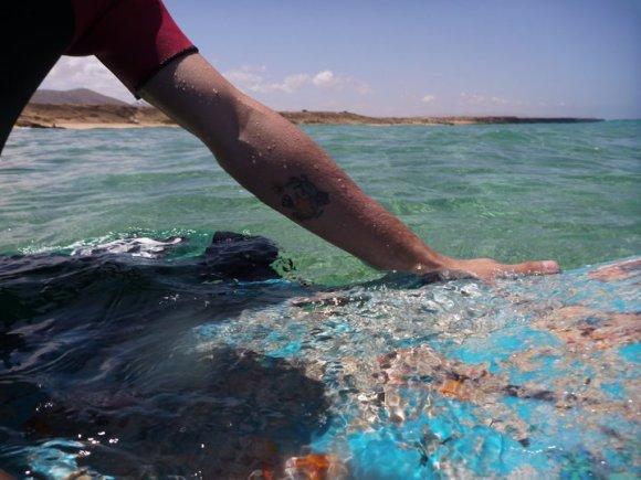 Shot during our surf trip in Fuerteventura back in 2011